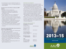 Download a copy of the public policy program brochure (PDF)