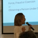 Human Trafficking in Austin and Beyond, Elizabeth Gaines , March 11,2015