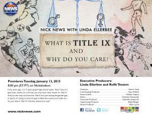 NickNews with Linda Ellerbee